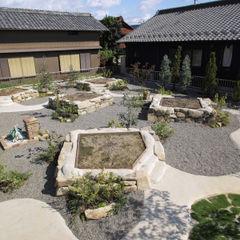 畑ノ庭 - 写真01 平山庭店 庭スイング&遊び場