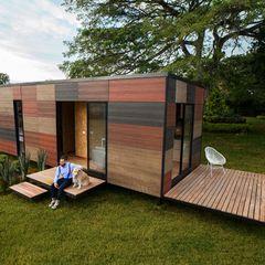 COLECTIVO CREATIVO Moderne Häuser