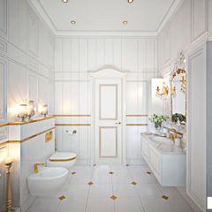 GM-interior Classic style bathrooms