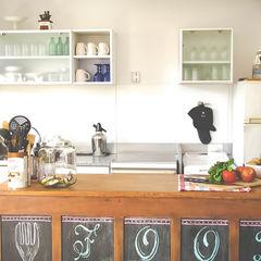 DECORACION - Cocina integrada PLATZ CocinasMuebles de cocina Madera Acabado en madera