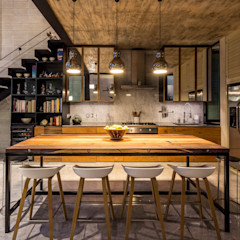 Taller Estilo Arquitectura Eklektik Mutfak