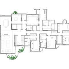planta RASSINI arquitetura Casas modernas