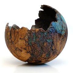 Nathalie Landot ІлюстраціїІнші предмети мистецтва Керамічні Синій