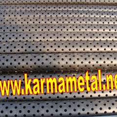 KARMA METAL Industrial style conservatory