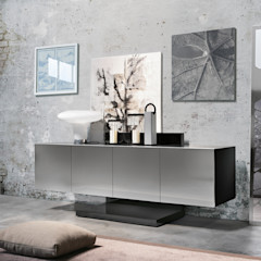 BandIt Design Corridor, hallway & stairsDrawers & shelves Iron/Steel Metallic/Silver