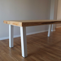 Contesini Studio & Bottega Dining roomTables Solid Wood Wood effect