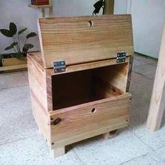 Departamento Seis Study/officeDesks Solid Wood Wood effect