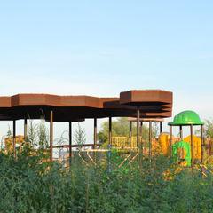 TABB Architecture Modern garden