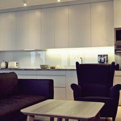 Perfect Home Modern kitchen Beige