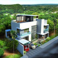 Bird Eye View Evolver Architects