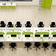 FERCIA - Furniture Solutions Modern office buildings Engineered Wood