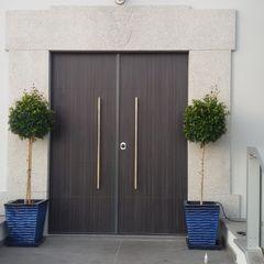 Front Door Portrisa Windows & doors Doors Metal Multicolored
