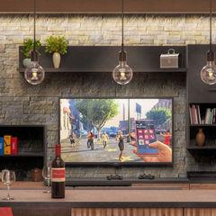 Damiano Ferrando   Architectural Visualization   Modern living room