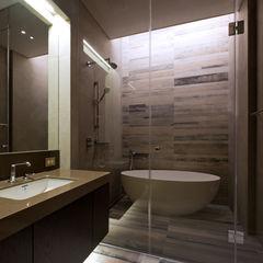 Design Tomorrow INC. Modern style bathrooms