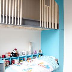Kauri Architecture Дитяча кімната Дерево Синій