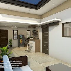 Penthouse Deck CB.Arch Design Solutions Commercial Spaces