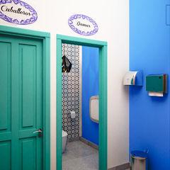 Citlali Villarreal Interiorismo & Diseño Colonial style gastronomy