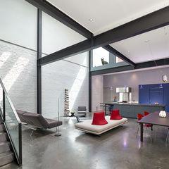 KUBE architecture اتاق نشیمن