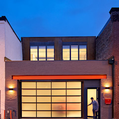 KUBE architecture خانه ها