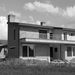 TuscanBuilding - Studio tecnico di progettazione Country house Sandstone Transparent