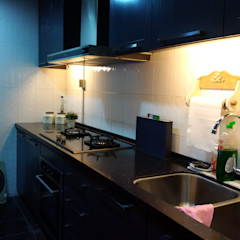 INTERIOR REFURBISHMENT FOR APARTMENT AT TAMAN KUCHAI LAMA, KUALA LUMPUR eL precio Kitchen