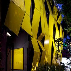 Boutique de Arquitectura ¨Querétaro [Sonotectura+Refaccionaria] Modern style kitchen Aluminium/Zinc Wood effect