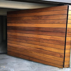 Onice Pisos y Decoracion Terrace house Solid Wood