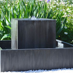 AWA FUENTES Interior landscaping Grey