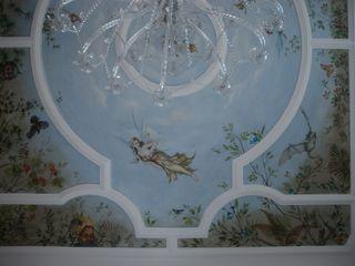 Wandmalerei & Oberflächenveredelungen Salones eclécticos