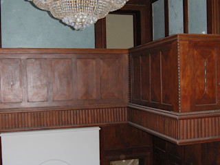 Wandmalerei & Oberflächenveredelungen Pasillos, vestíbulos y escaleras clásicas