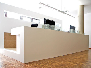 Peter Rohde Innenarchitektur Modern clinics