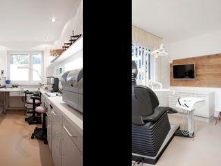 [lu:p] Architektur GmbH Study/office