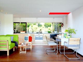 ZappeArchitekten Living Room