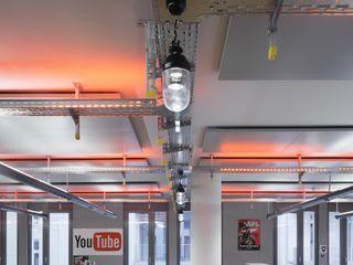Google Office Düsseldorf LEPEL & LEPEL Architektur, Innenarchitektur Industriale Bürogebäude