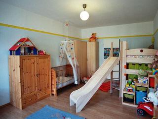 raumdeuter GbR Eklektik Çocuk Odası