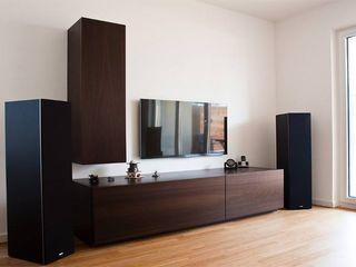 Held Schreinerei Living roomShelves