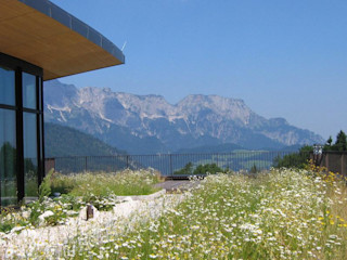 InterContinental Berchtesgaden Resort Optigrün international AG Häuser