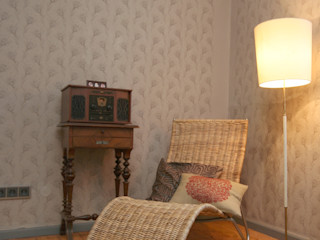 raumdeuter GbR Klasik Oturma Odası