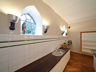 Einwandfrei - innovative Malerarbeiten oHG Cocinas de estilo clásico