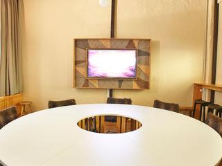Glipsa Konferenzzimmer Otto von Berlin Ausgefallener Multimedia-Raum