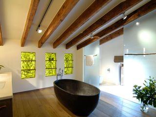 organiCovers Paneele - Badezimmer Bernhard Preis - Interior Design aus der Region Tegernsee Mediterrane Badezimmer