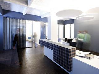 a-base I büro für architektur Офіси та магазини