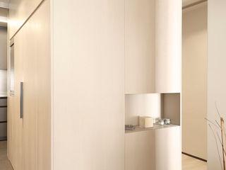 Coblonal Arquitectura СпальняШафи і шафи