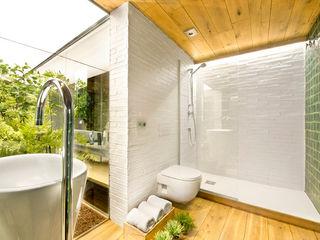 Egue y Seta Salle de bain rustique