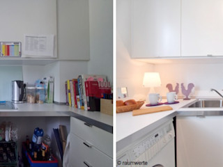Home Staging Bewohnte Immobilie Neubau raumwerte Home Staging