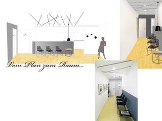 Physiotherapie Holzer & Friedrich GbR Moderne Geschäftsräume & Stores