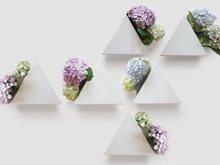 Pardis, modular hanging wall vases Mehdi Pour design studio HouseholdPlants & accessories