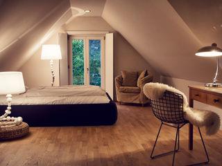 Heike Gebhard Wohnen Dormitorios de estilo moderno