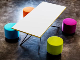 BESPOKE GmbH // Interior Design & Production ห้องทานข้าวโต๊ะ