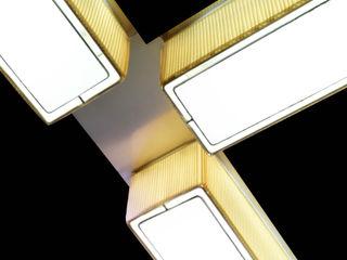 Pleat & Satin Luz Difusion Habitaciones infantilesIluminación